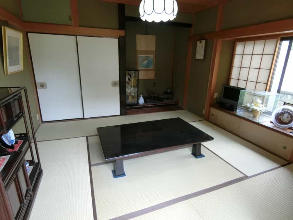 他社での査定額の約2倍の価格で売れた日本風家屋4
